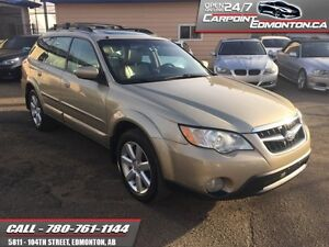 2008 Subaru Outback LIMITED ...LOADED...NO ACCIDENTS!!