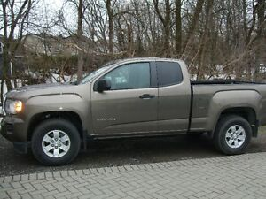 2015 GMC Canyon Camionnette