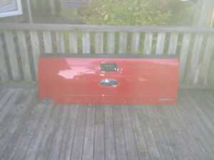 Ford Superduty Tailgate
