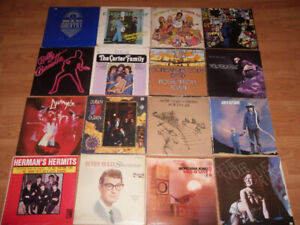 $5 LPs - many new titles added