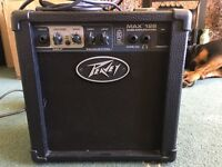 Peavey bass amp for practice