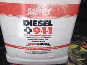 Diesel 911 fuel additive