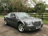 Chrysler 300C 3.0CRD V6 Auto 2007 Diesel September 2018 MOT