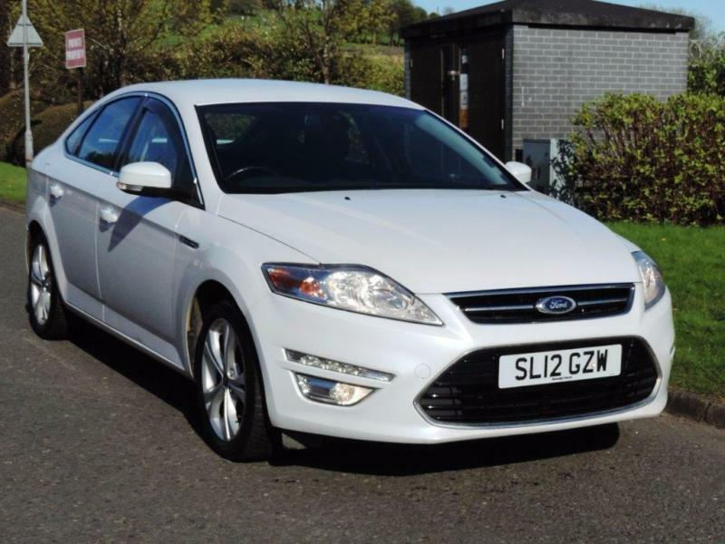 ford mondeo  td eco titanium dr startstop