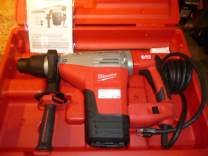 Milwaukee 1-3/4-inch SDS Max Drill Model # 5426-21