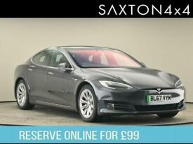 image for 2017 Tesla Model S 100D Auto 4WD 5dr Saloon Electric Automatic
