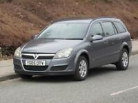 2005 Vauxhall Astra 1.8i 16v Club AUTOMATIC ESTATE