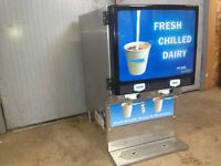 Milk and Cream Dispensor
