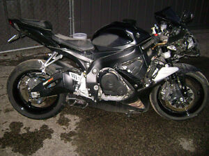 2008 Suzuki GSXR750 Parts For Sale GSXR 750 Wheel Subframe
