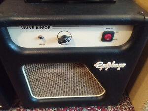 Like New Epiphone Valve Junior Combo amp for sale