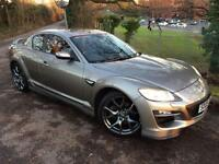 2009 Mazda RX-8 2.6 (228bhp) R3, Only 33k miles, Service History