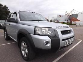 Land Rover Freelander 2.0Td4 2006MY Adventurer 70000 MILES