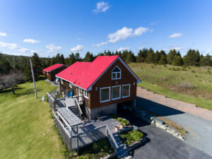 4 BED , SPECTACULAR OCEAN VIEW, PORT DUFFERIN , NOVA SCOTIA
