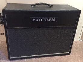 """Matchless EDS212 2x12"""" Speaker Cabinet"""
