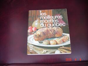 Livres de recettes