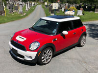 2009 MINI Cooper S 6 speed