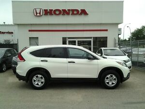 2013 Honda CR-V LX 4WD 5AT