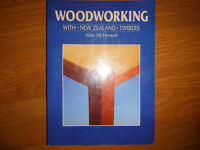 Woodworking with New Zealand Timbers by Mike McDermott
