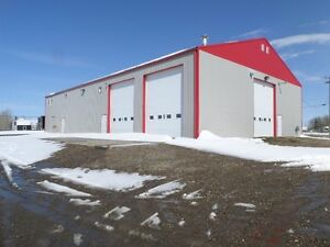 Industrial Shop for sale or lease