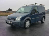 08 Plate Ford Transit Connect 1.8TDCi ( 90PS ) Euro IV T220 SWB L NO VAT