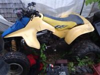 Lt250r project