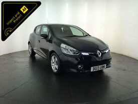 2013 RENAULT CLIO DYNAMIQUE MEDIA NAV 1 OWNER SERVICE HISTORY FINANCE PX