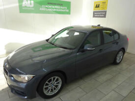 2015,BMW 320 163bhp BluePerformance Plus***BUY FOR ONLY £57 PER WEEK***