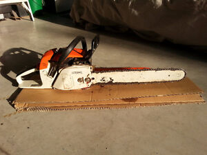 Stihl Wood Boss 028 Chain Saw