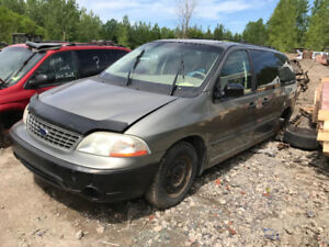 2002 Ford Windstar ** FOR PARTS ** INSIDE & OUTSIDE **