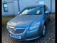2013 Vauxhall Insignia 1.8i 16V Exclusiv 5dr HATCHBACK Petrol Manual