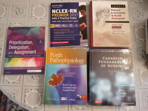 Nursing Textbooks & NCLEX Study Books For Sale