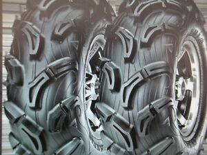 LOWEST PRICE in CANADA on MAXXIS ZILLA ATV TIRES  !!