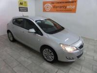 SILVER VAUXHALL ASTRA 1.7 EXCITE CDTI ***from £123 per month***