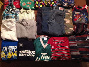 Boys Size 5 Clothing - 19 Items