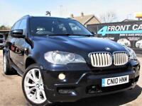 2010 BMW X5 XDRIVE 35D M SPORT AUTOMATIC 7 SEATER DIESEL 4X4 DIESEL