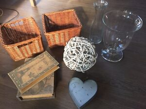 Home decor items all for $20