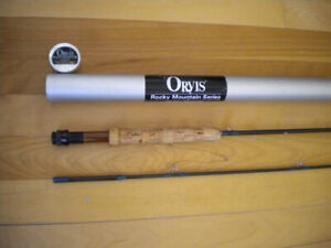 Canne a peche a mouche Orvis#7, Fly Fishing rod Orvis#7