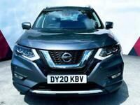 2020 Nissan X-Trail 1.3 DiG-T Tekna 5dr [7 Seat] DCT Auto 4x4 Petrol Automatic