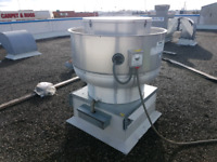 Kitchen hood exhaust and fire system installer