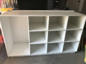 Comic Book Storage Cabinet (custom made)