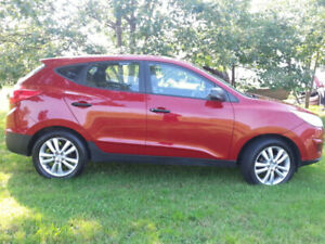 Hyundai Tucson 2011 VUS