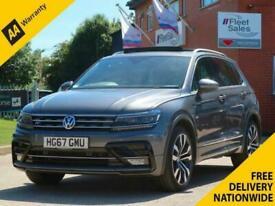 image for 2017 Volkswagen Tiguan 2.0 R LINE TDI BMT 5d 148 BHP Estate Diesel Manual