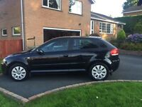 2007 Audi A3 new clutch, flywheel and starter just fitted
