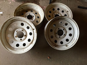 Trailer rims for sale