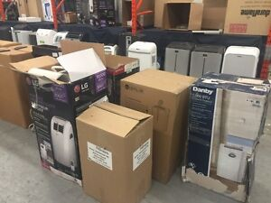 Beat the Heat this Week! Portable AC Warehouse Sale!