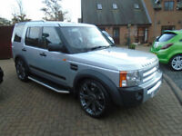 2007 57 Reg Land Rover Discovery 3 2.7TD V6 Auto SE 7 Seats (72000 MILES)