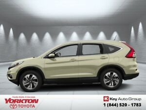 2015 Honda CR-V Touring  - Navigation -  Leather Seats - $175.18