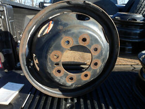 6 - 2002 - Dodge Dually Diesel 8 Bolt 1 Ton Bud Rims $50 each