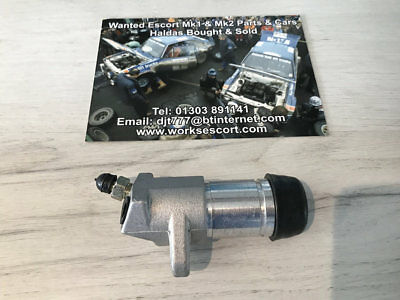 FORD Escort Mk1 CLUTCH SLAVE CYLINDER Mexico, RS1600, RS2000, 1968 to 1975