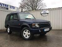 Land Rover Discovery 2.5Td5 ( 7 st ) 2003MY S 4X4
